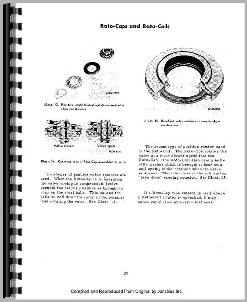 Service Manual for International Harvester 3600A Industrial Tractor ...