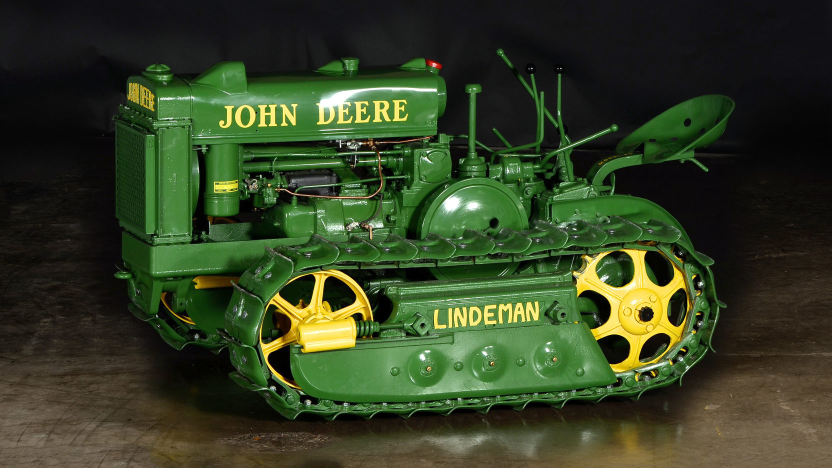 John Deere Bo Lindeman Crawler | F55 | Muscatine 2017
