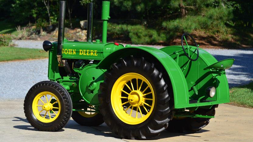 1938 John Deere Unstyled D | S43 | Davenport 2016
