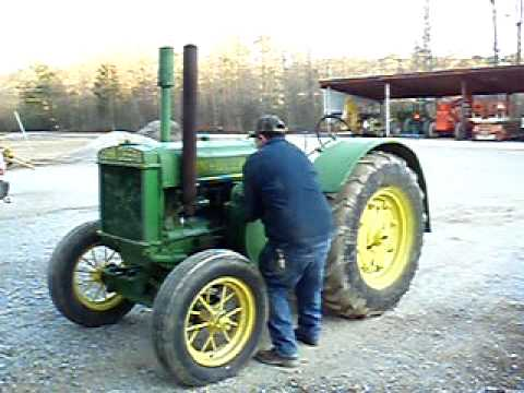 SOLD -1937 unstyled John Deere D Tractor at $4000 -now ...