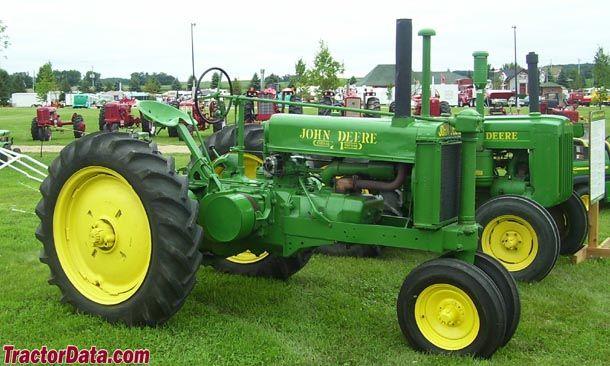 John Deere Model G Unstyled   Tractors   Pinterest ...