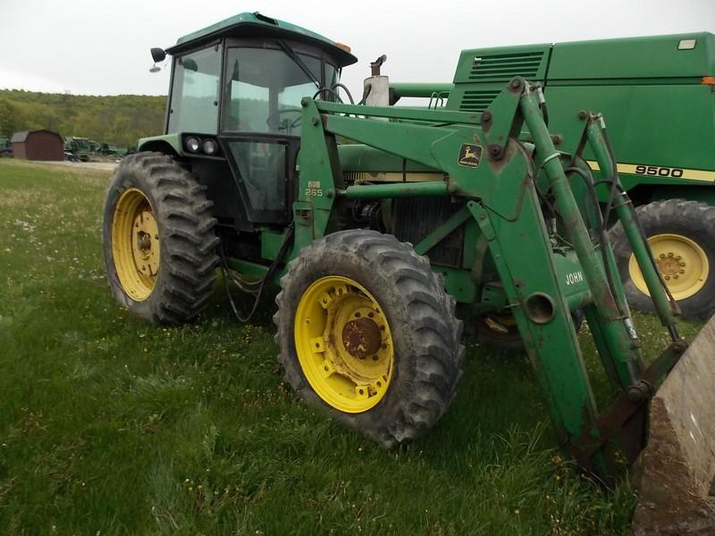 John Deere 2955 Tractor - Bloomsburg, Pennsylvania ...