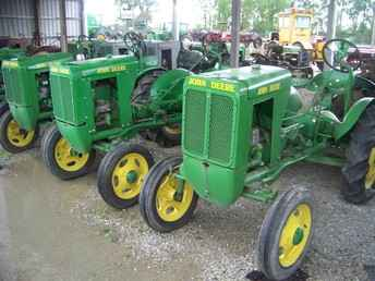 Used Farm Tractors for Sale: John Deere Unstyled L (2010 ...