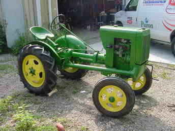 Used Farm Tractors for Sale: John Deere Unstyled L (2009 ...