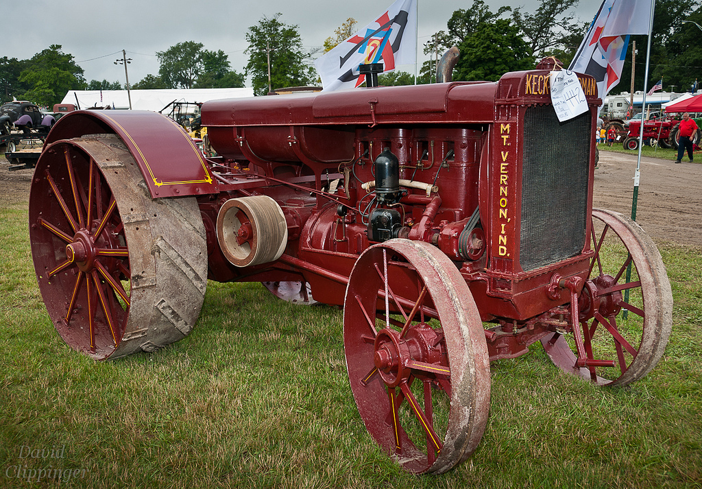 1929 Keck Gonnerman 30-60   A few photo's from the 69th Annu ...