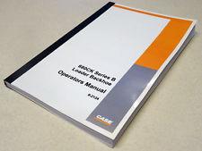 Case 680B/680CK B Loader Backhoe Operators Manual Owners Maintenance ...