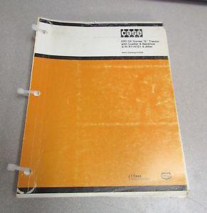 Case-680-CK-Series-E-Tractor-Loader-Backhoe-Parts-Catalog-Manual-A1224 ...