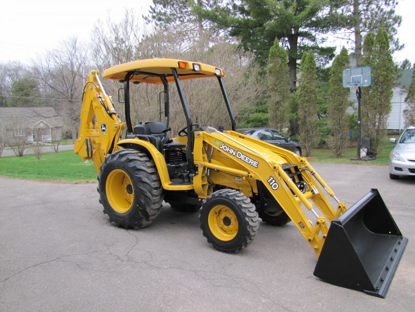 Re: I'm looking to buy a nwe tractor for my landscaping business. help