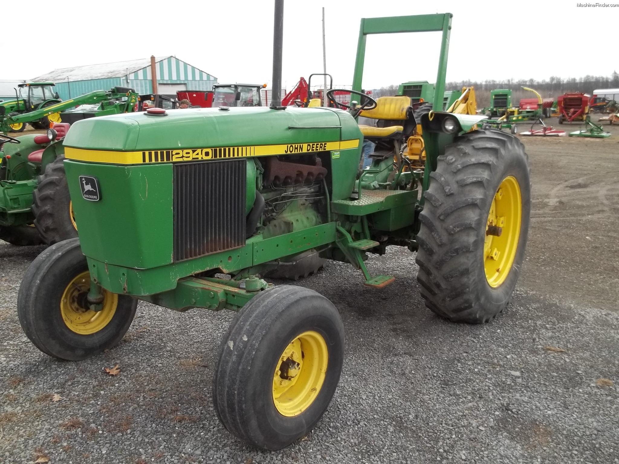 1982 John Deere 2940 Tractors - Row Crop (+100hp) - John Deere ...