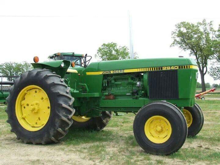 John Deere 2940 | Tractors (the other brands) | Pinterest
