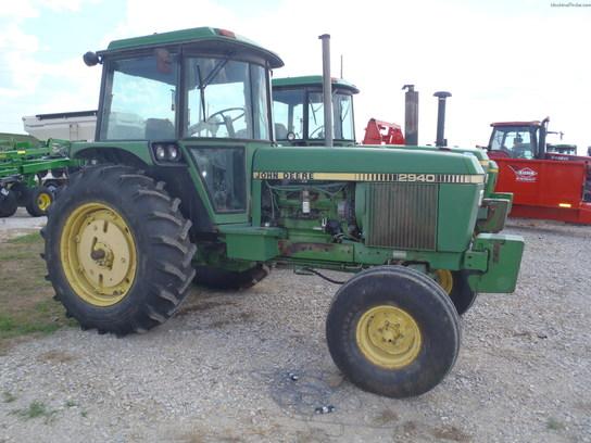 1982 John Deere 2940 Tractors - Utility (40-100hp) - John Deere ...