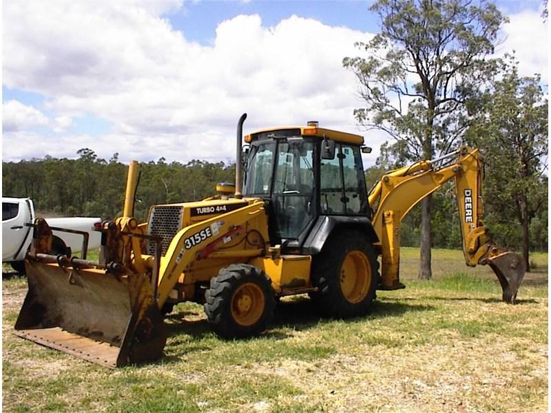 JOHN DEERE 315SE 4X4 TURBO for sale | Trade Trucks, Australia