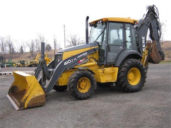 John Deere 410J for sale - Price: $55,410, Year: 2012 | Used John ...