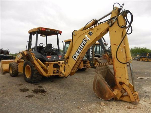 Purchase John Deere 710G backhoe loaders, Bid & Buy on Auction ...