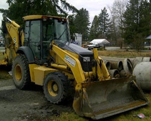 2003 JOHN DEERE 710G Backhoe For Sale - Regina, SK - MyLittleSalesman ...