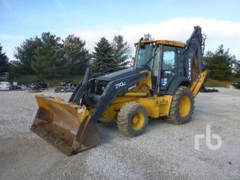 2009 John Deere 710J For Sale (3235199) :: Construction Equipment ...