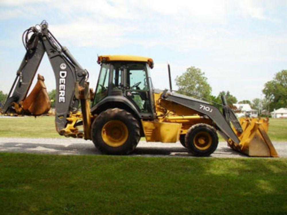 2007 John Deere 710J For Sale (2262861) :: Construction Equipment ...