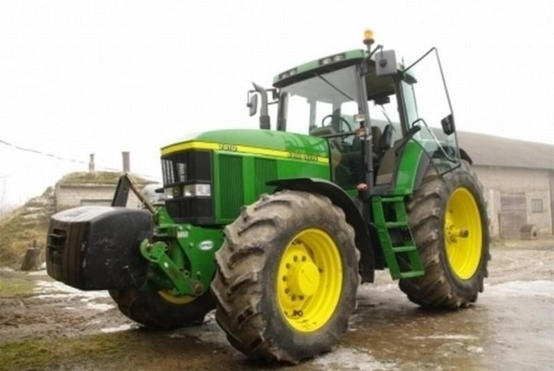 FS 2013: John Deere 7810 v 1.2 7000er Mod für Farming Simulator 2013