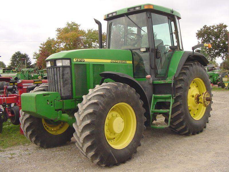 John Deere 7810 Tractors for Sale   Fastline