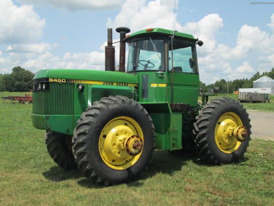 1983 John Deere 8450 Tractors - Articulated 4WD - John Deere ...