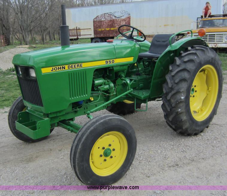 John Deere 950 Tractor Capacity: Key Facts Every Operator Should Know