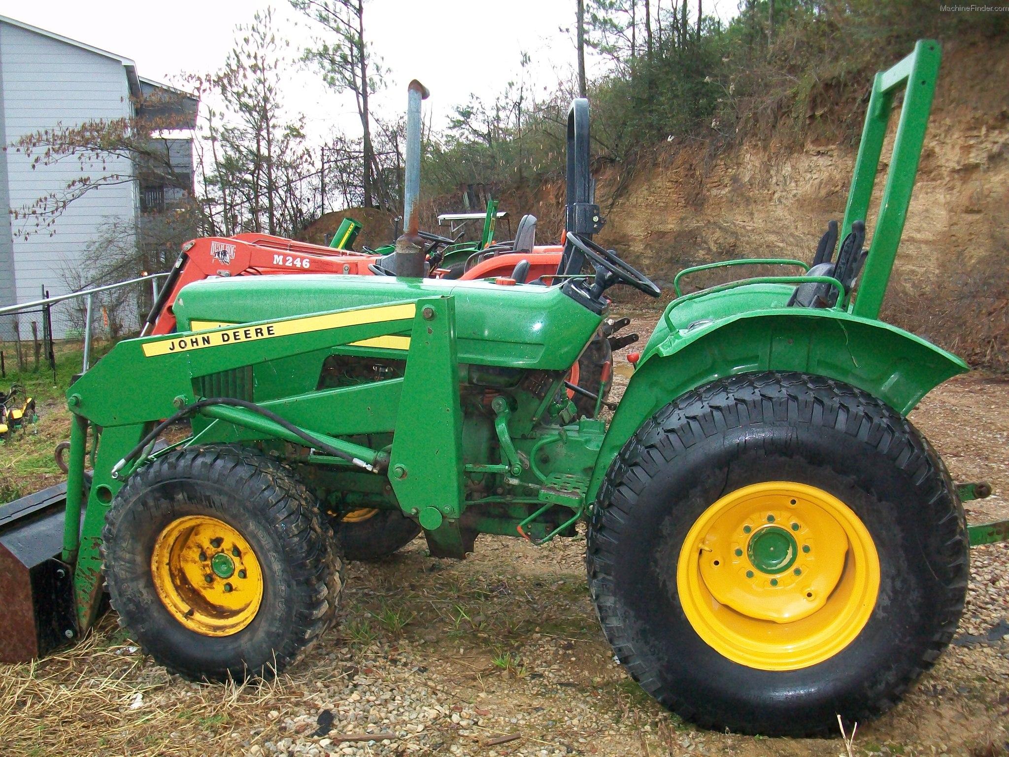 John Deere 950 Tractors - Compact (1-40hp.) - John Deere MachineFinder