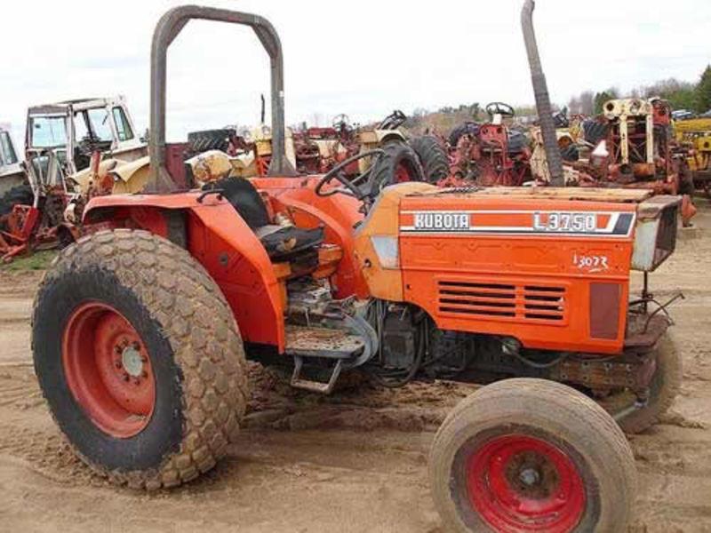 Kubota L3750 Dismantled Tractors for Sale | Fastline