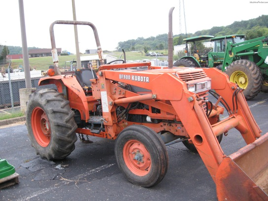 Kubota L3750 Tractors - Compact (1-40hp.) - John Deere MachineFinder