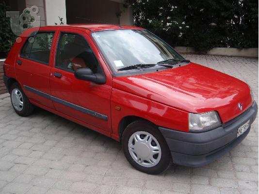 PoulaTo: RENAULT CLIO '96