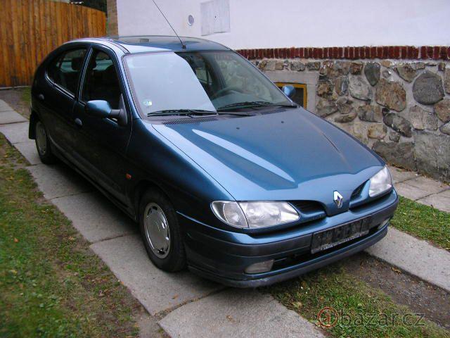 Renault Megane RV.96-02 náhradní díly | i-Bazar.cz