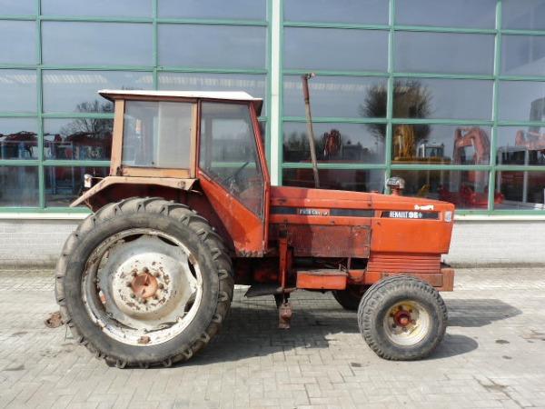 Renault 96 TREKKER,, Gebrauchte Traktoren gebraucht kaufen und ...