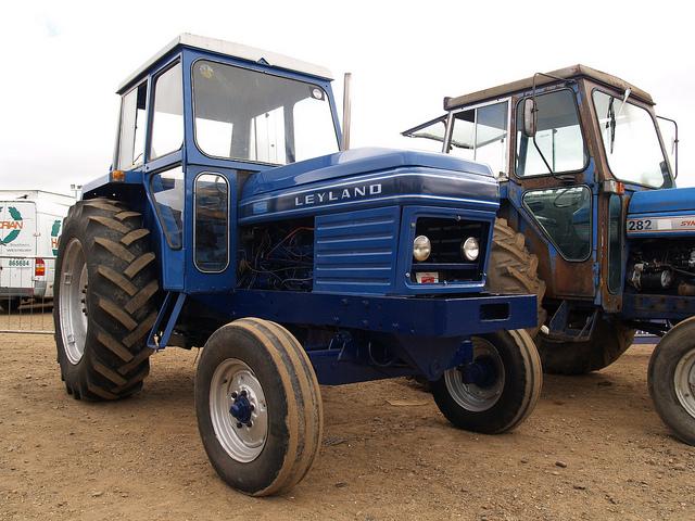 Leyland 2100 | Flickr - Photo Sharing!