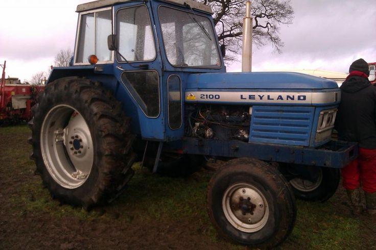 2100 tractor leyland 2100 nuffield leyland traktor forward ...