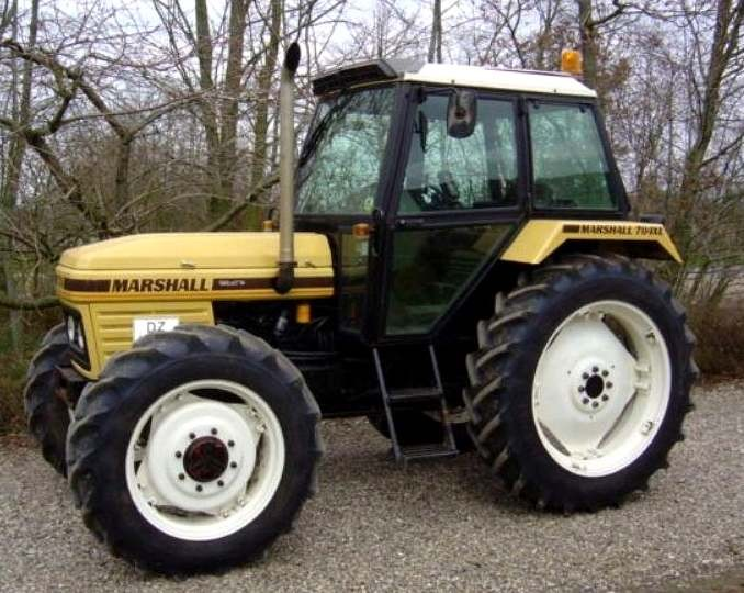 Marshall 704 XL | Tractor & Construction Plant Wiki | Fandom powered ...