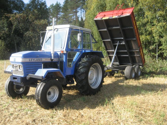 Leyland Traktorit