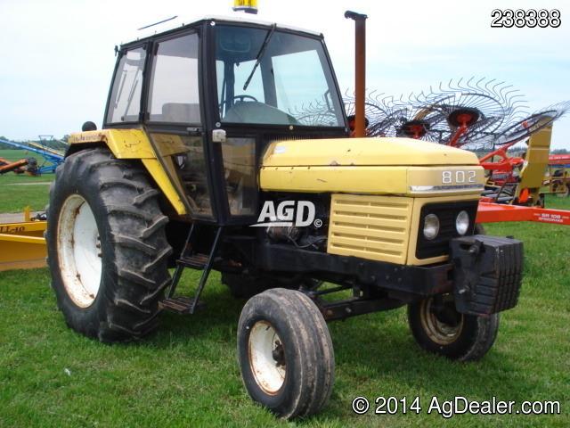 Leyland 802 Tracteur For Sale   AgDealer.com