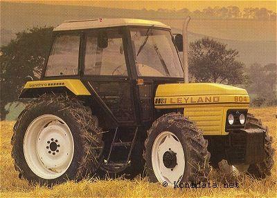 Leyland/Marshall 802/804