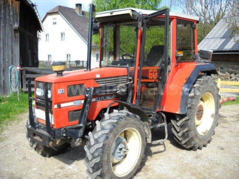 Same EXPLORER II 60 DT ORIGINA Tractor - technikboerse.com