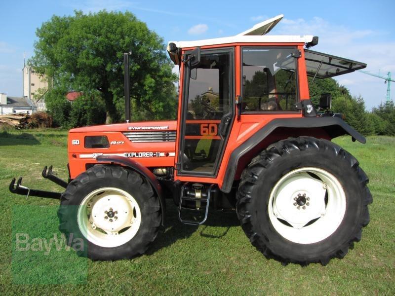 Tractor Same Explorer II 60 - BayWaBörse - sold