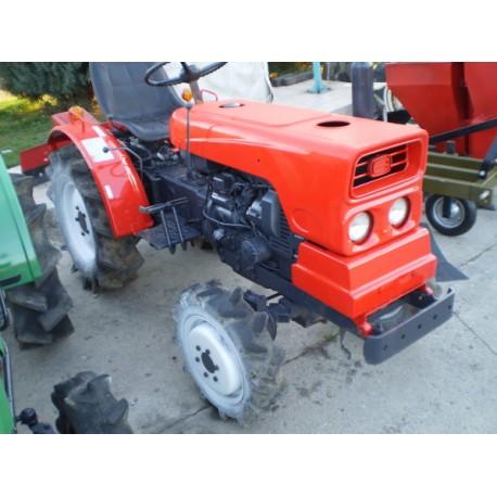 SHIBAURA SU1500 - Японски Трактори
