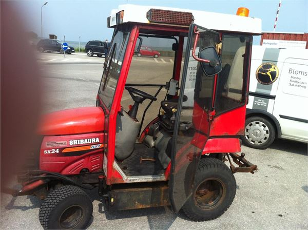 Used Shibaura SX24 compact tractors Price: $6,473 for sale - Mascus ...