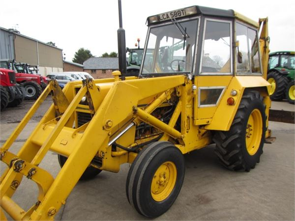 Used Massey Ferguson 50B other agricultural machines Year: 1979 for ...