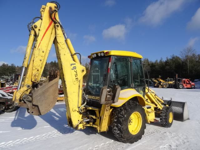 2005 New Holland LB75B For Sale (7258697) :: Construction Equipment ...