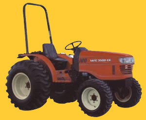 TAFE 3500 CE 4WD
