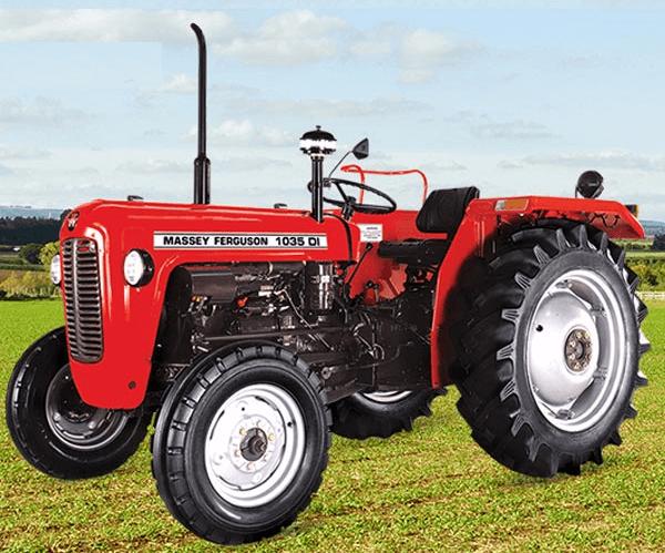 Tafe and MF 1035 di Maha shakti Tractors Price List In India