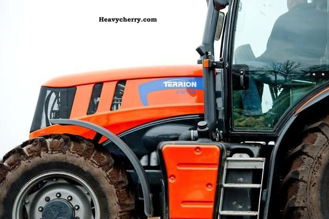 2009 Other TERRION ATM 3180 Agricultural vehicle Tractor photo