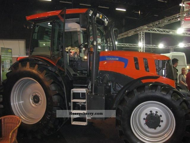 2009 Other TERRION ATM 3180 Agricultural vehicle Tractor photo 4