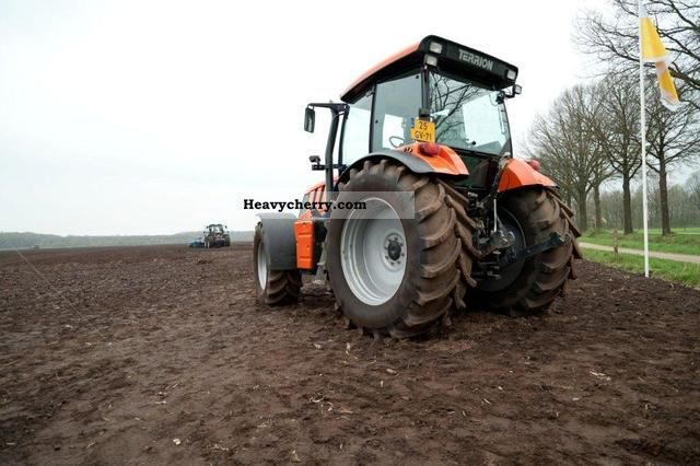 2009 Other TERRION ATM 3180 Agricultural vehicle Tractor photo 2