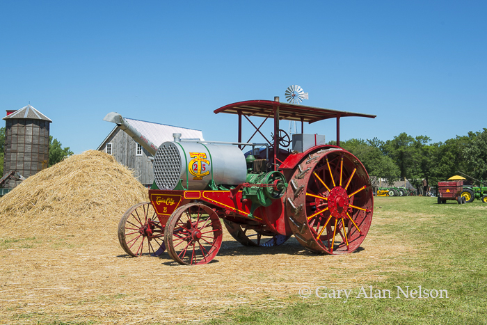 1913 Twin City 25-45 Oil Tractor : AT-15-179-TC : Gary Alan Nelson ...