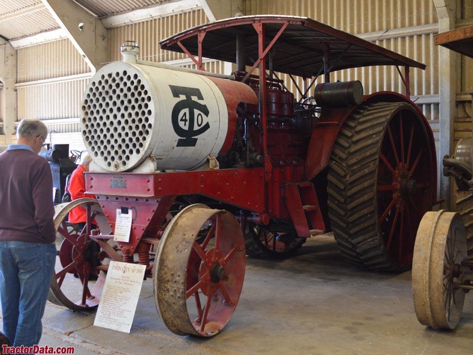 TractorData.com Twin City 40-65 tractor photos information